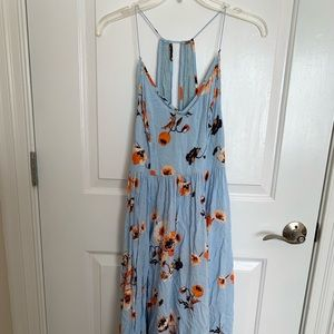 Urban outfitters Cooperative floral dress.